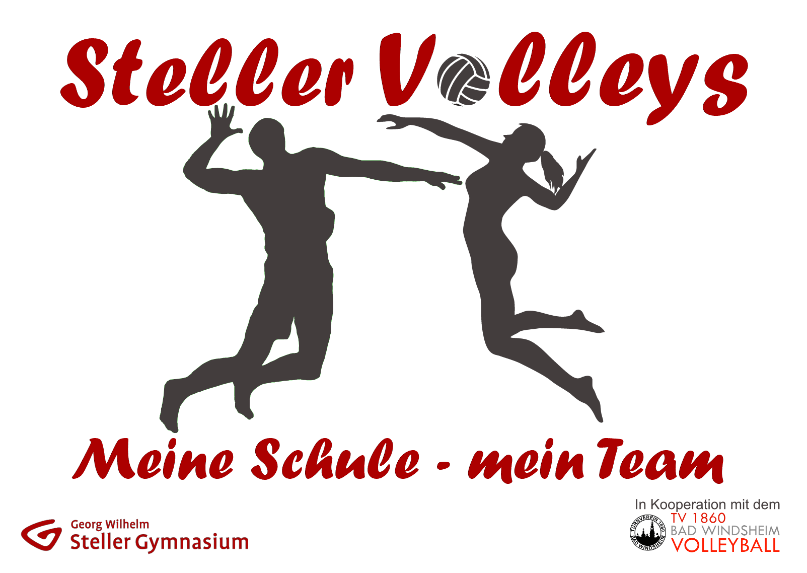 GWSG Steller Volleys Logo